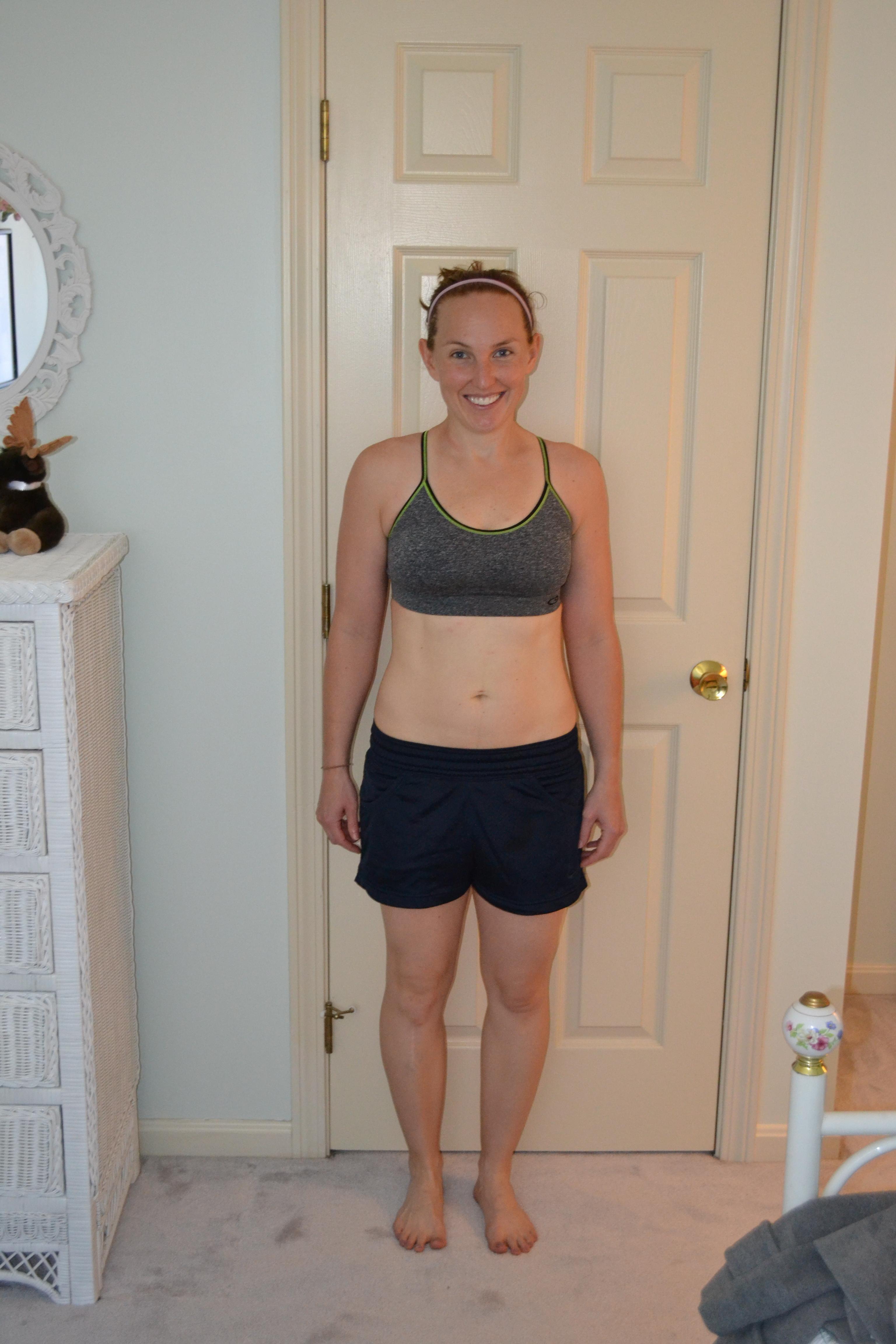 Losing Baby Weight: 5 Month Progress Update