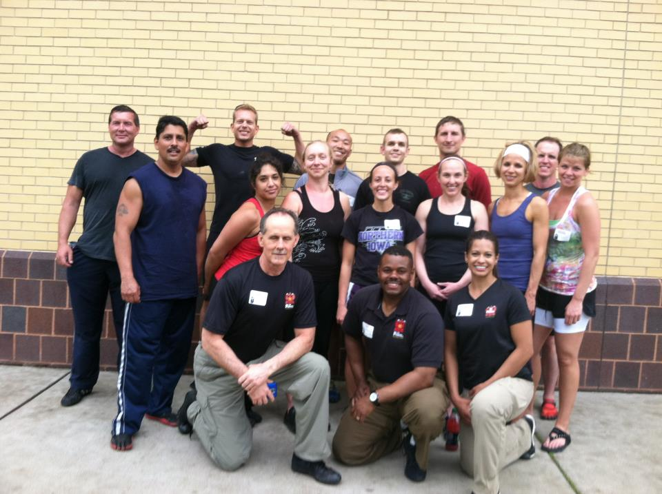 Russian Kettlebell Certification Team Photo