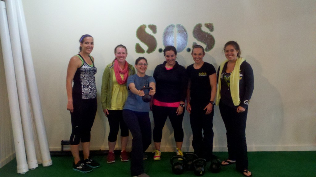 Kettlebell Group Training in Chelmsford MA