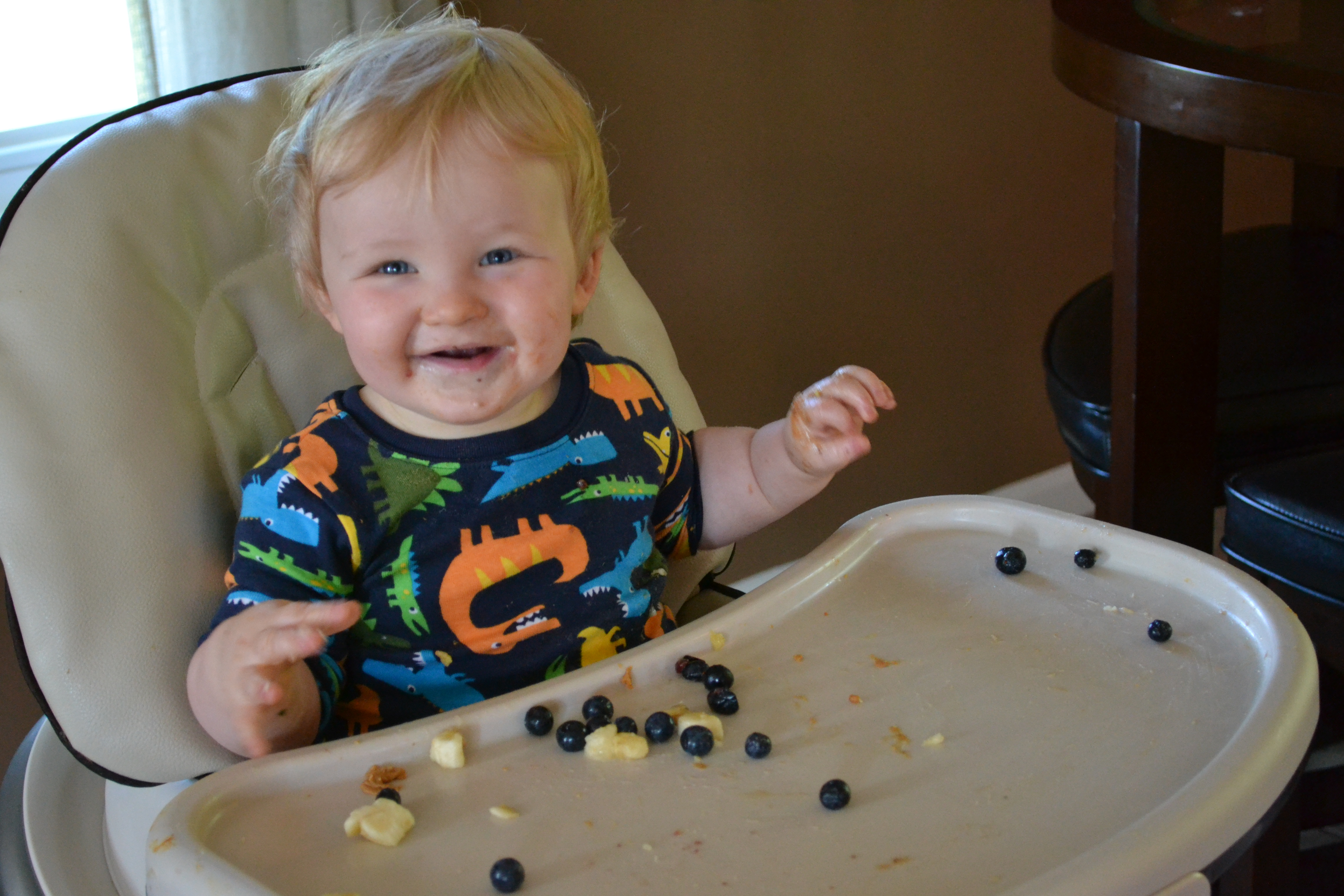 New Ideas For Breakfast For One Year Olds