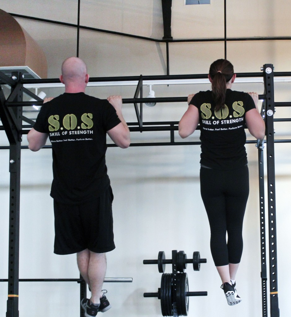 Online Personal Training from SOS