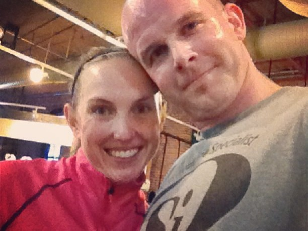 The Friday Five: Couples Who Train Together