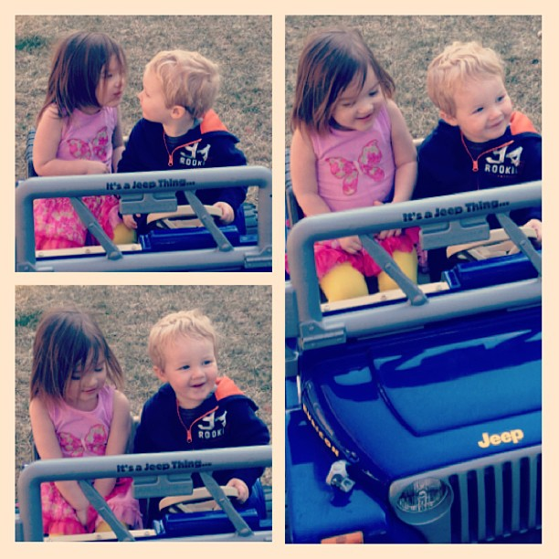 Toddler Play Date