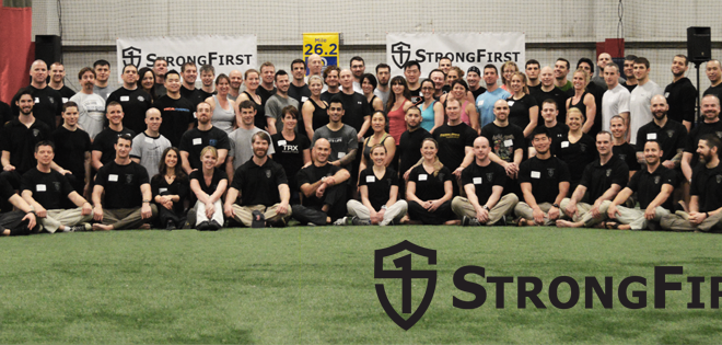 StrongFirst: Strength Has a Greater Purpose