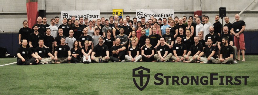StrongFirst Level 1 Boston