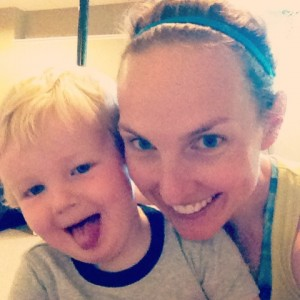 Fitting in Workouts with a Toddler