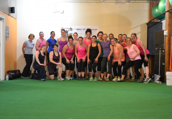 Ladies Night at Skill of Strength