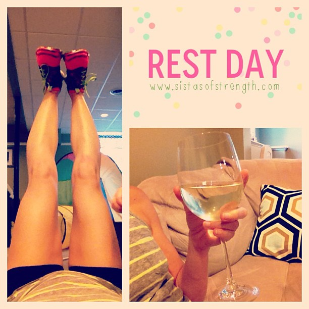 Rest Days Are Important