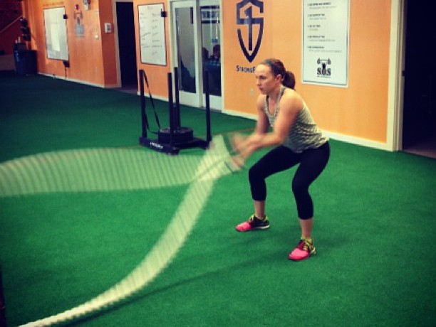 Move It Monday: Muscle Ropes Review