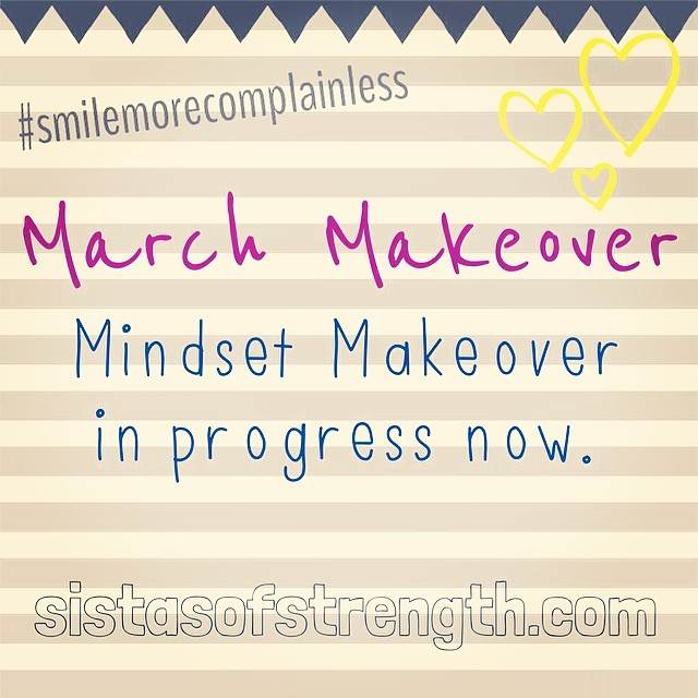 March Mindset Makeover
