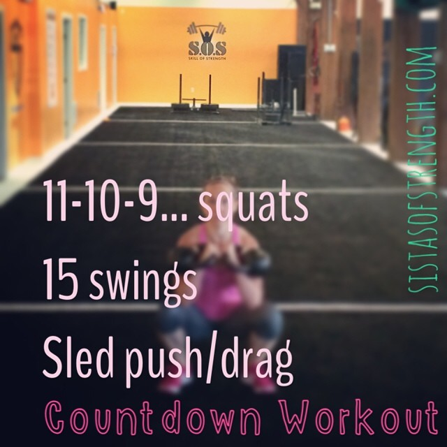 Countdown Workout
