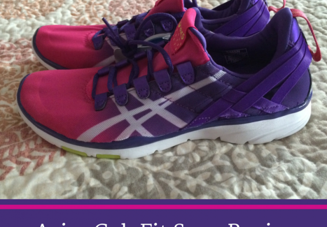 Fit Pregnancy Must-Haves {Asics Gel-Fit Sana Review}
