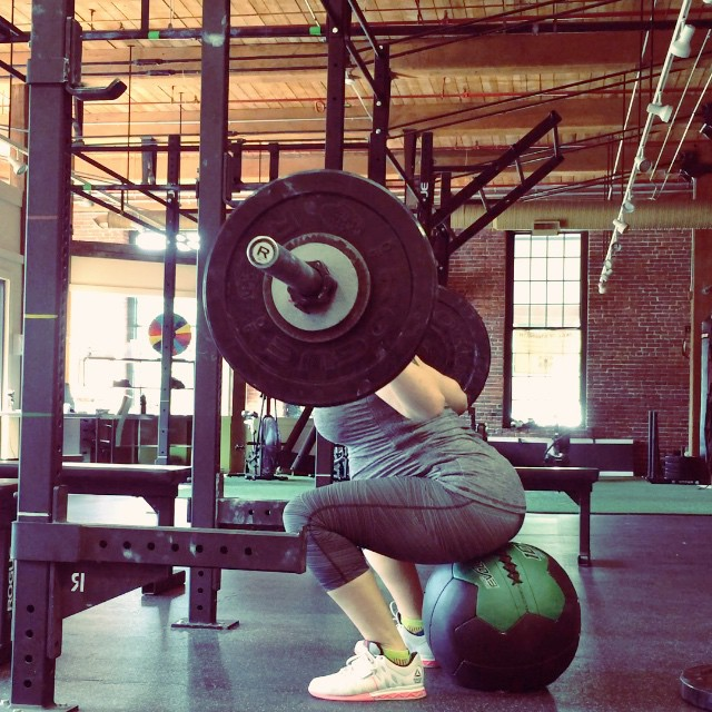 Back Squats During Pregnancy