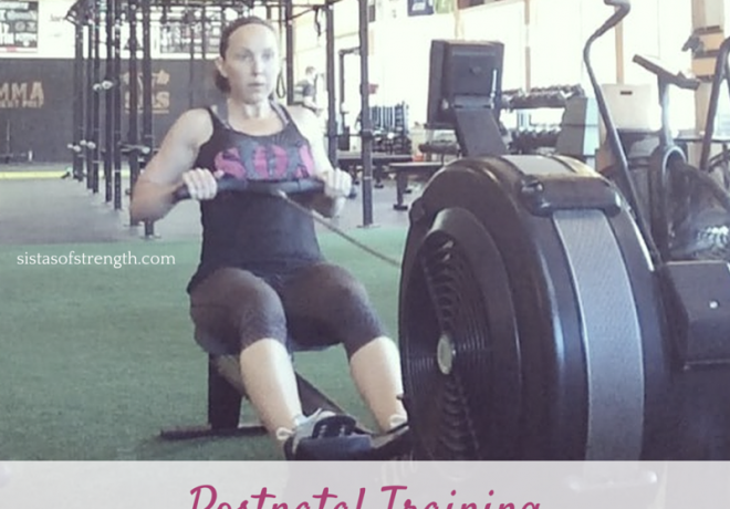 Postnatal Exercise – First Six Weeks