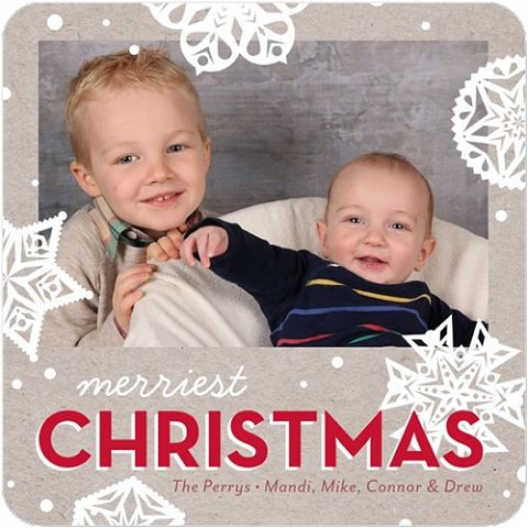 Christmas Card Brothers